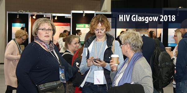HIV galsgow 2018